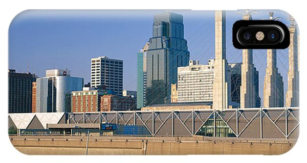 Bartle Hall Kansas City Mo IPhone Case