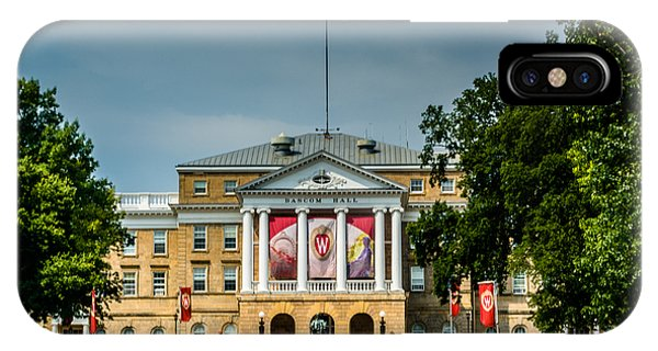Bascom Hall IPhone Case