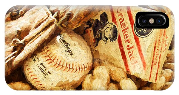 Baseball Fundamentals IPhone Case