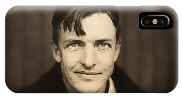 Baseball Hall Of Fame iPhone Case - Baseball Legend Christy Mathewson 1910 by Mountain Dreams