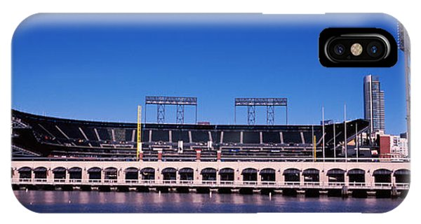 Baseball Park At The Waterfront, At&t IPhone Case