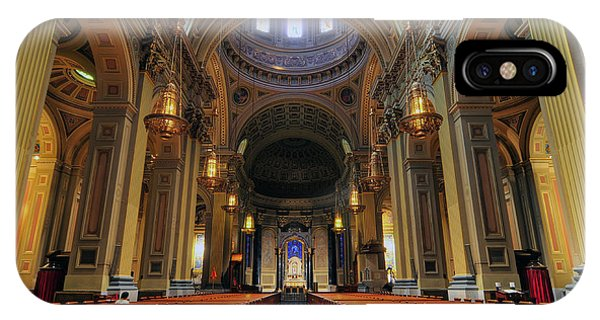 Basilica Of Saints Peter And Paul IPhone Case