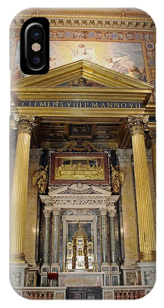 Basilica Of St John Lateran  IPhone Case