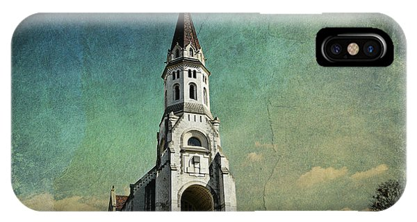 Basilica Of The Visitation IPhone Case