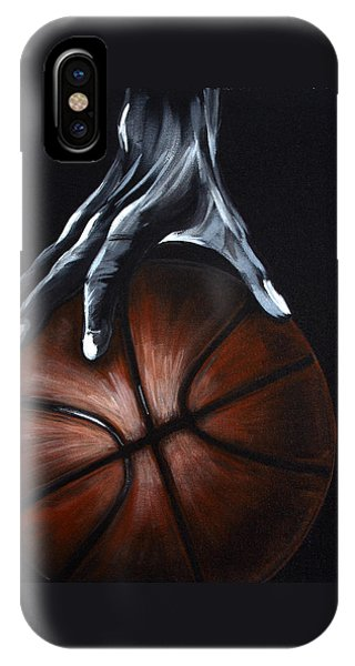 Basketball Legend IPhone Case