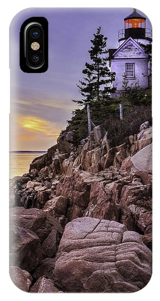 Bass Head Lighthouse IPhone Case
