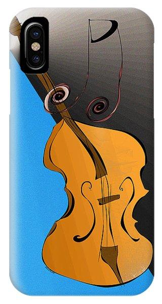 Bass IPhone Case