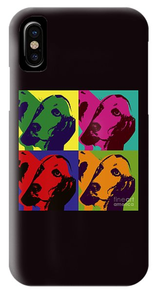 Basset Hound IPhone Case