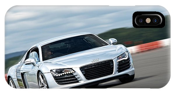 Bat Out Of Hell - Audi R8 IPhone Case