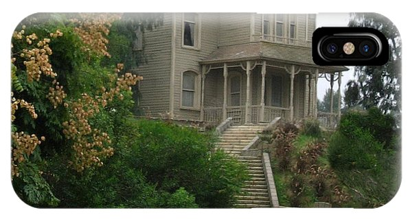House Of Norman Bates IPhone Case