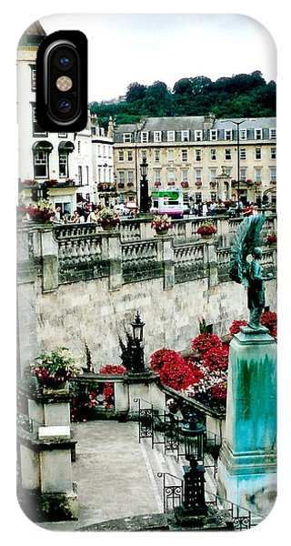Bath England IPhone Case