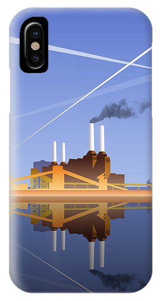 Battersea Infinity IPhone Case