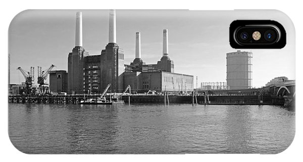Battersea Power Station IPhone Case