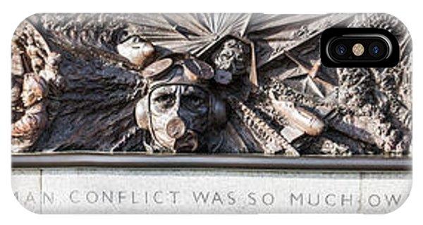 Battle Of Britain Monument London IPhone Case