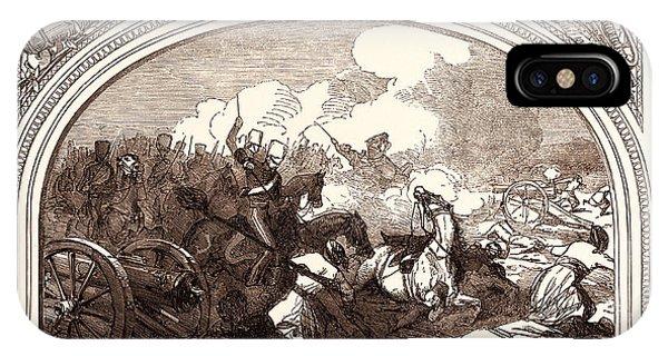 Battle Of Ferozeshah, Lord Gough, December 21st IPhone Case