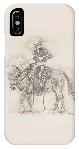 Battle Of Wills IPhone Case