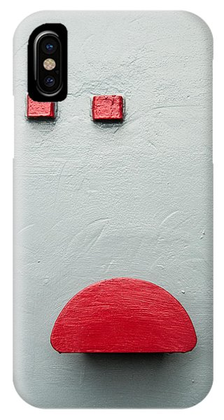 Battleship Abstract IPhone Case