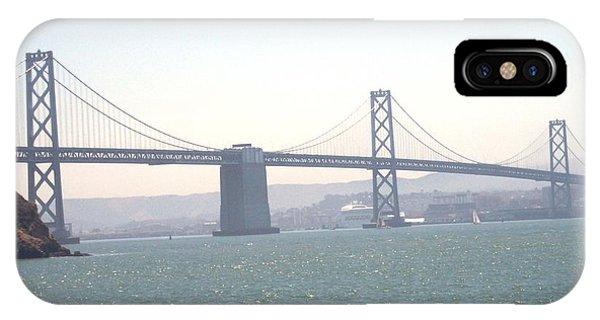 iPhone Case - Bay Bridge by Pharris Art