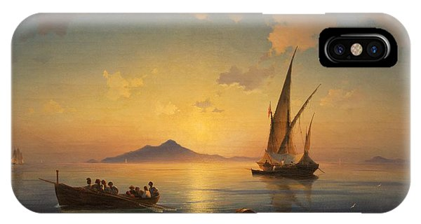 iPhone Case - Bay Of Naples by Viktor Birkus