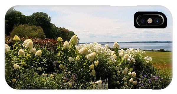 Bay View Bristol Rhode Island IPhone Case