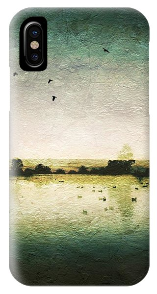 Baylands At Sunset IPhone Case