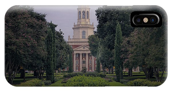 University Tower IPhone Case