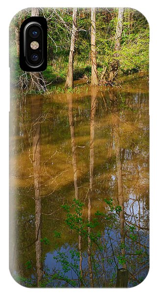 Bayou Reflections IPhone Case