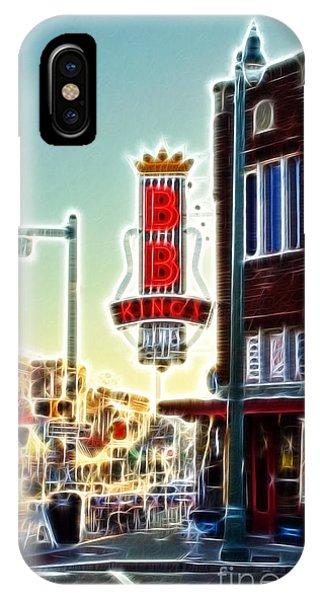 Bb King Club IPhone Case