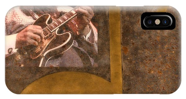 Bb King Note IPhone Case