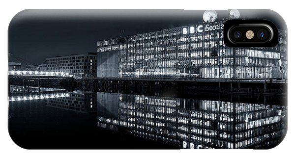Bbc Studio's - Glasgow IPhone Case
