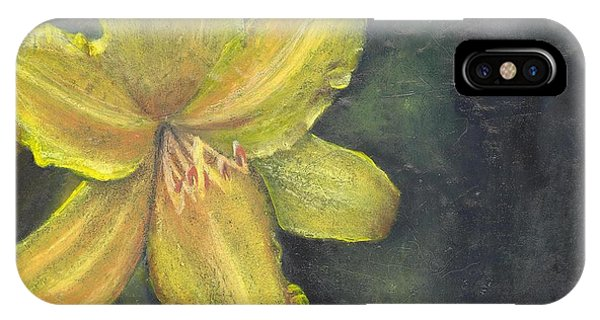 'be A Lily Among Thorns' IPhone Case