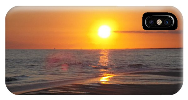 Beach #7 IPhone Case