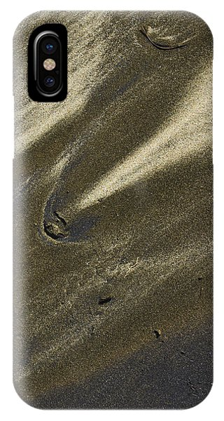 Beach Abstract 18 IPhone Case