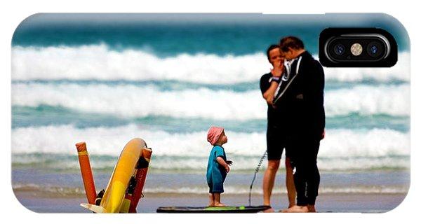 Beach Baby IPhone Case