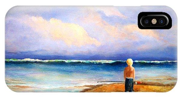Beach Buddies IPhone Case
