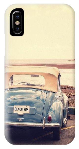 Edward iPhone Case - Beach Bum by Edward Fielding