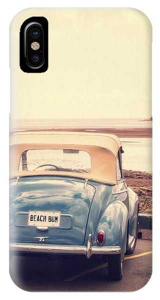 Beach Bum IPhone Case