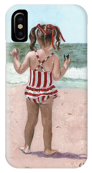 Beach Buns IPhone Case