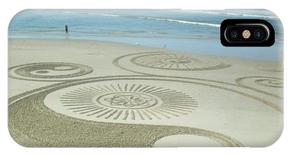 Beach - Byron Bay 2012 IPhone Case