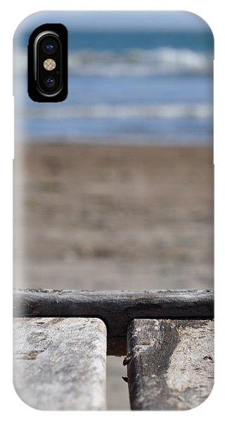 Beach Chair IPhone Case