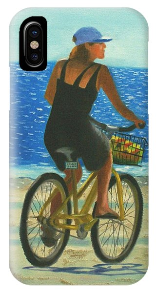 Beach Cruiser IPhone Case