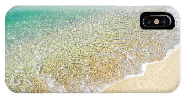 Golden Sand Beach IPhone Case