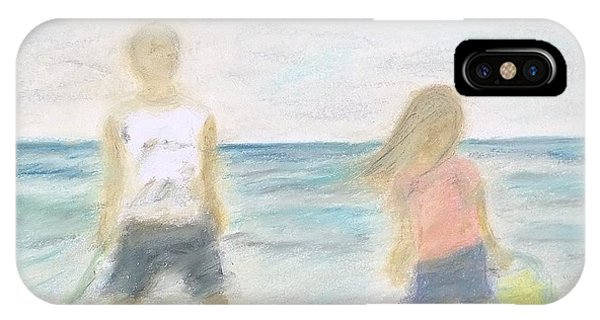 Beach Dreams Phone Case by E Carrington