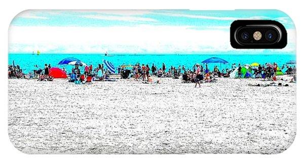 Beach Fun 1 IPhone Case