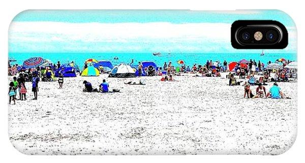 Beach Fun 2 IPhone Case