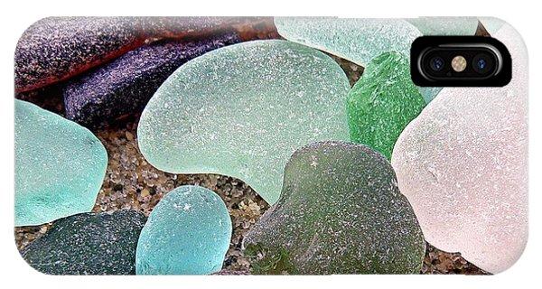 Beach Gems IPhone Case