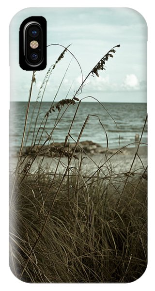 Beach Grass Oats IPhone Case