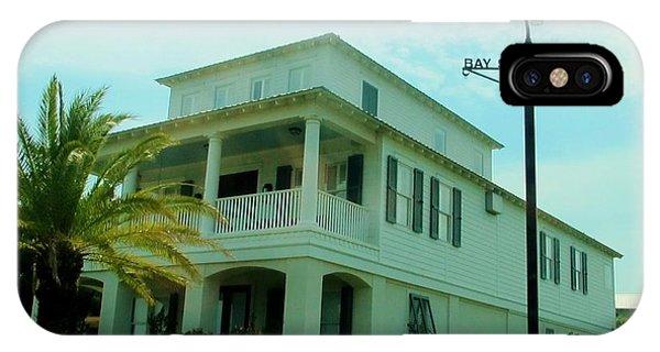 Beach House - Bay Saint Louis Mississippi IPhone Case