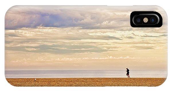 Beach Jogger IPhone Case