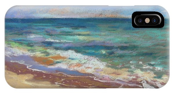 Beach Meditation IPhone Case